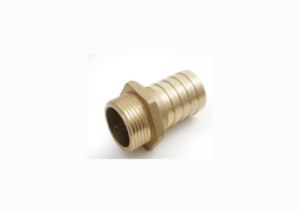 "030012 - COUPLING 1/8""x8MM BRASS FOR HOSE - SOBIME - 1"
