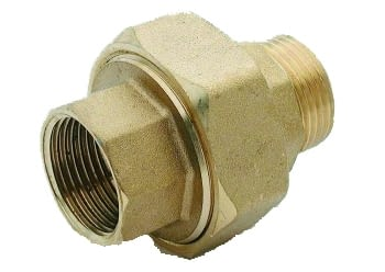 "081002MH - COUPLING FIG.341  1/2"" THREADED BRASS - SOBIME - 2"