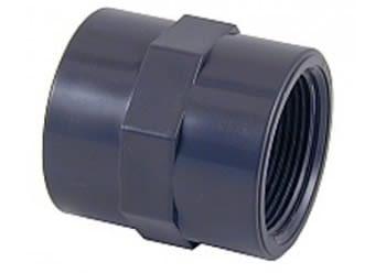 201200 - MANCHON POUR DRAIN 32MM. PVC - CREARPLAST - 2