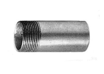 "1010365 - MTS. THREADED GALVANIZED IRON TUBE 3/8"" DIN 2440 - ALMESA - 4"