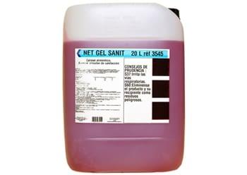 3545 - ANTICONGELANT 20L NET GEL SANIT CALEFACCIO/SOLAR - PROGALVA - 3